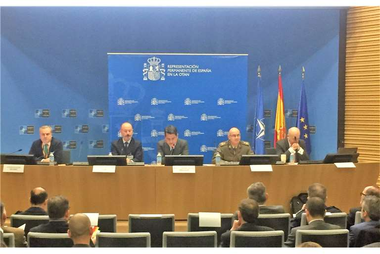 Industry Day OFICAEX (DGAM) in EU and NATO with Spanish Defence Industry