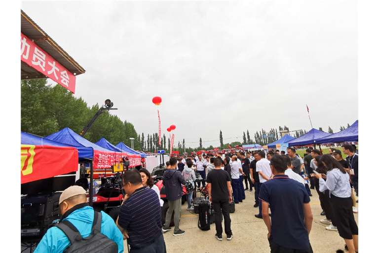 World Technology Ventures e Hispano Vema participan en el Simposium 2019 Firefighting & Rescue  en Heilongjiang, China.