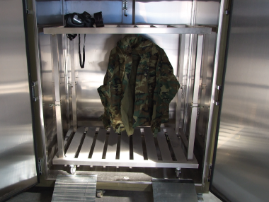 CBRN DECONTAMINATION CHAMBER