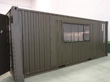 20' FIELD KITCHEN CONTAINER