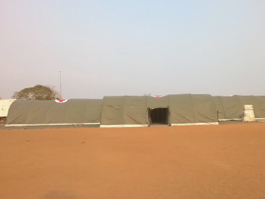 TURNKEY FIELD HOSPITAL 50-BED IN TENTS HVI