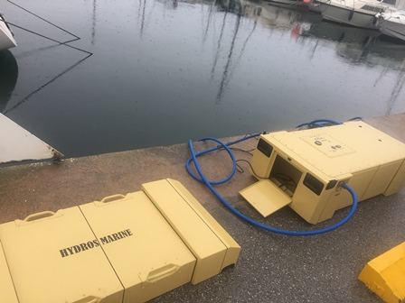 HYDROS MARINE MOBILE WATERMAKER