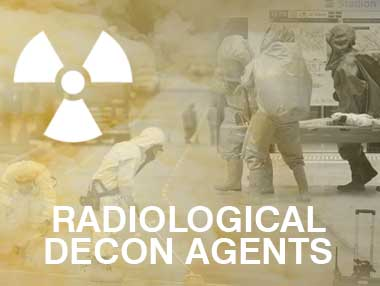 RADIOLOGICAL DECON AGENT